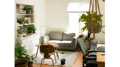 Programme immobilier loi Pinel Meudon - Végétal à Meudon