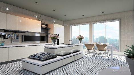 Programme immobilier loi Pinel Rueil-Malmaison - Terrasse à Rueil-Malmaison