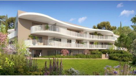 Programme immobilier loi Pinel Terre des Arts à Villeneuve-Loubet