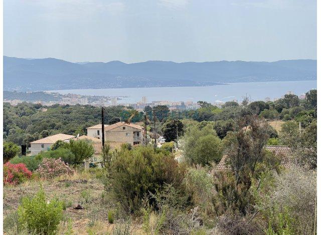 Éco habitat éco-habitat Bella Vista à Ajaccio