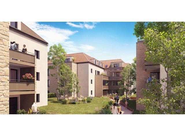 Programme immobilier loi Pinel L'Amaryllis à Dammarie-les-Lys