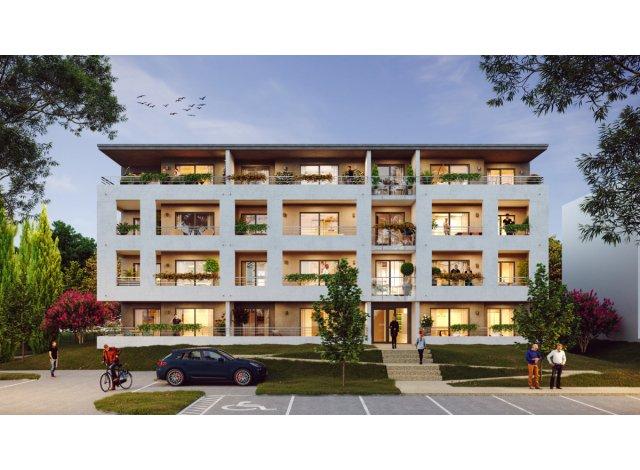 Programme immobilier neuf Les Terrasses du Centre à Venzolasca
