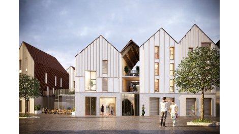 immobilier ecologique à Obernai