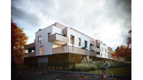Écohabitat immobilier neuf éco-habitat Estrada