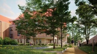 Eco habitat programme Debussy Obernai