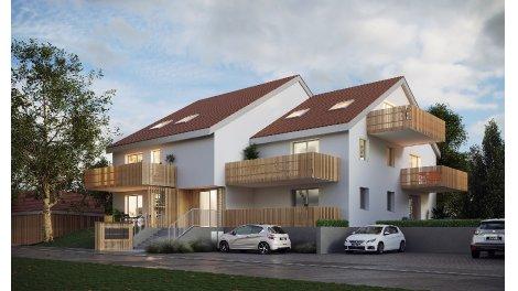 Programme immobilier loi Pinel Azuré à Oberschaeffolsheim
