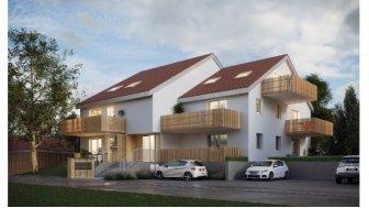 Programme immobilier neuf Azuré Oberschaeffolsheim