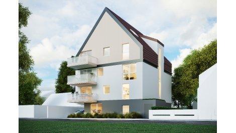 Programme immobilier loi Pinel Clef Bleue à Strasbourg