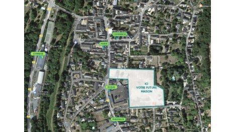 Immobilier basse consommation à Vernou-sur-Brenne