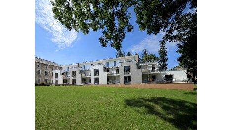 Programme immobilier loi Pinel L'Échappée à Tours