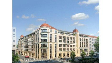 immobilier basse consommation à Besançon
