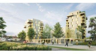 Eco habitat programme Central Parc Besançon