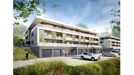 Programme immobilier neuf Chemaudin Résidence Natur'l