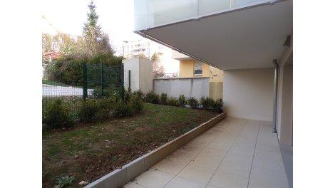 Éco habitat éco-habitat Côté Flore à Besançon