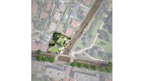 Immobilier ecologique à Lyon 5ème