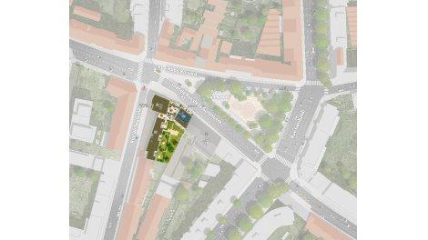 immobilier ecologique à Lyon 7ème