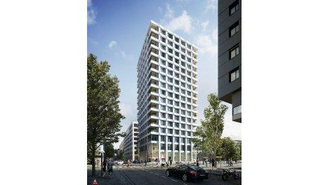 Immobilier basse consommation à Lyon 2ème