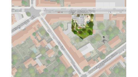 Immobilier basse consommation à Lyon 3ème