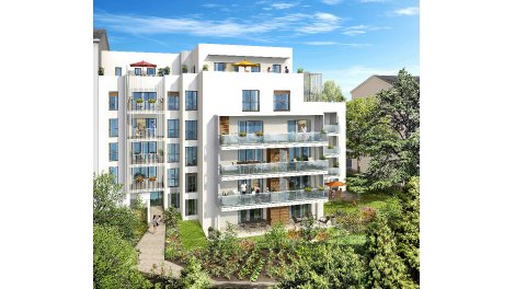 Investissement immobilier loi Pinel investissement loi Pinel Faubourg Montchat