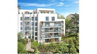Eco habitat programme Faubourg Montchat Lyon 3ème