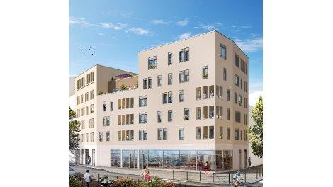 Programme immobilier loi Pinel Idealys à Lyon 7ème