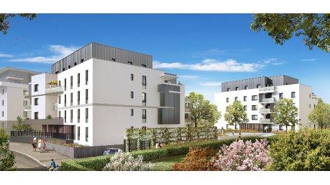 Programme immobilier neuf Les Amarantes investissement loi Pinel à Saint-Julien-en-Genevois