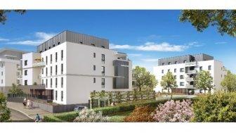 Eco habitat programme Les Amarantes Saint-Julien-en-Genevois