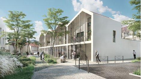 Écohabitat immobilier neuf éco-habitat Les Symphonies
