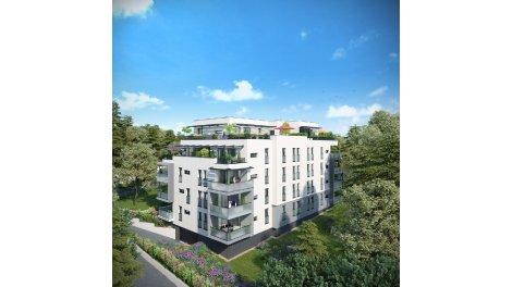 Programme immobilier loi Pinel L Arboretum à Sainte-Foy-lès-Lyon