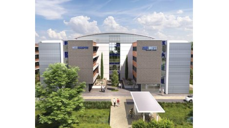 Investir programme neuf West Campus Chambray-lès-Tours