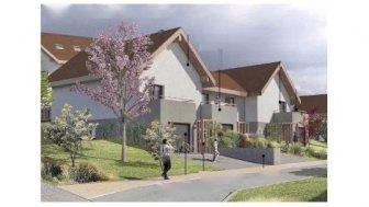 Investir programme neuf Ensemble Résidentiel Coeur du Village de Mesigny Mésigny