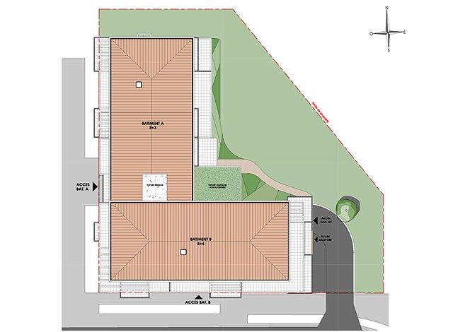 Projet éco construction Aix-en-Provence