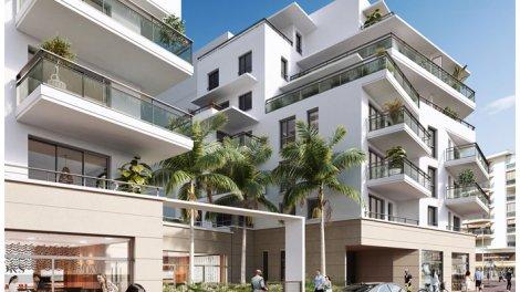Programme immobilier loi Pinel Cagnes/mer - 7496 à Cagnes-sur-Mer