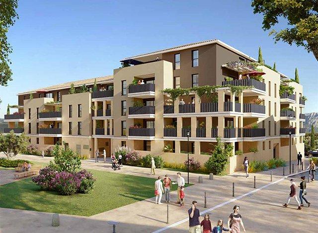 Aix en Provence - 7658 logement écologique