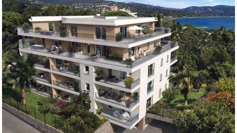 Programme immobilier loi Pinel Cavalaire - 7461 à Cavalaire-sur-Mer