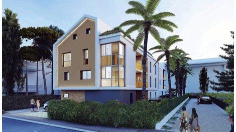 Programme immobilier loi Pinel Mandelieu - 7529 à Mandelieu-la-Napoule