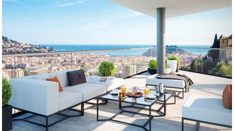 Programme immobilier neuf Nice - 7157 à Nice