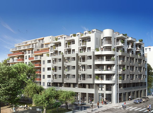 Programme immobilier loi Pinel Nice - 7976 à Nice