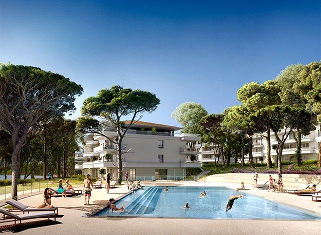 Programme immobilier loi Pinel Puget/argens - 7856 à Puget-sur-Argens