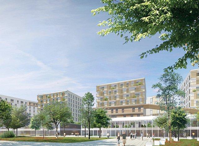 Projet éco construction Reims