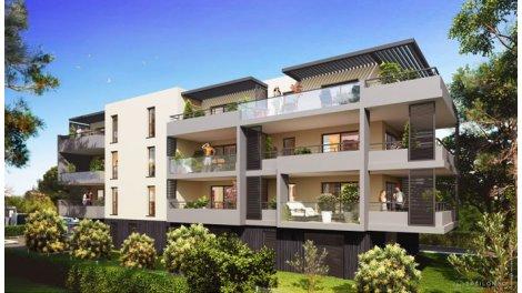 Programme immobilier loi Pinel St Raphaël - 7643 à Saint-Raphaël