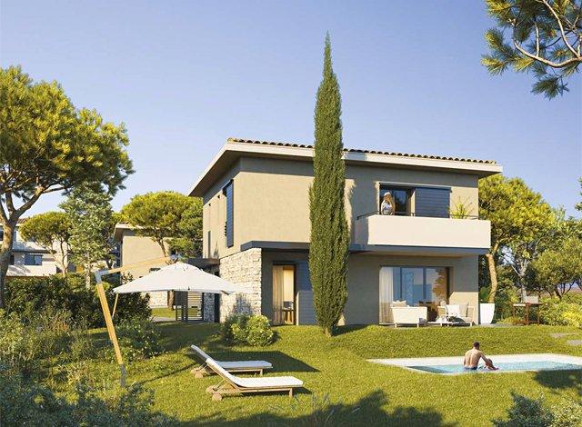 Appartements et villas neuves Ste-Maxime - 7688 à Sainte-Maxime