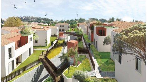 Programme immobilier loi Pinel Sanary/mer - 6840 à Sanary-sur-Mer