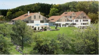 Programme immobilier neuf Les Meulieres Fillinges