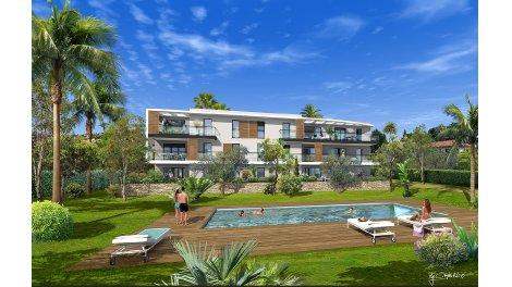 Programme immobilier loi Pinel Villa Palma à Golfe-Juan