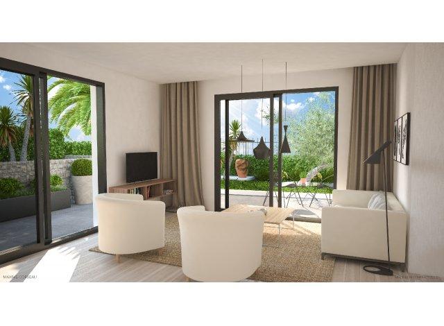 Programme immobilier loi Pinel Cannes Saint Nicolas à Cannes