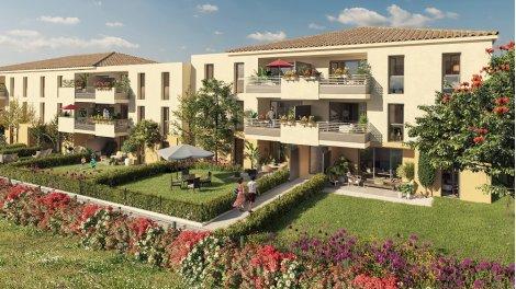 Programme immobilier loi Pinel Résidence Dans Quartier Résidentiel à Le Luc