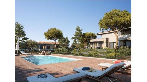 Éco habitat éco-habitat Nouveau au Coeur du Golfe de St Tropez à Sainte-Maxime
