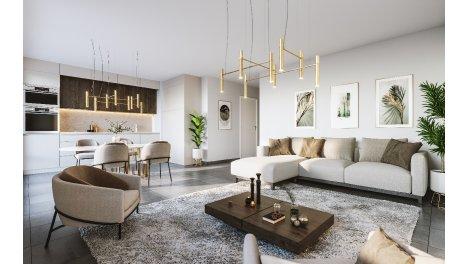 Programme immobilier loi Pinel L'Atriôm à Échenevex