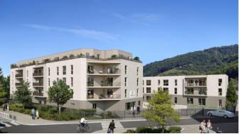 Eco habitat programme Le Carre Joséphine Challes-les-Eaux